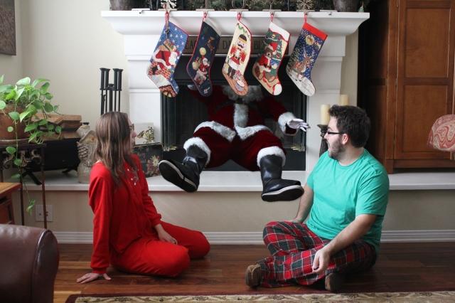 Santa Out